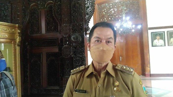 80 Desa di Kudus Berstatus Zona Merah Covid, Bupati Minta Lockdown Tingkat RT