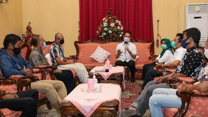 Alun-alun Simpang Tujuh Kudus Ditata Ulang, PKL Bakal Direlokasi ke Wahid Hasyim dan Pangeran Puger