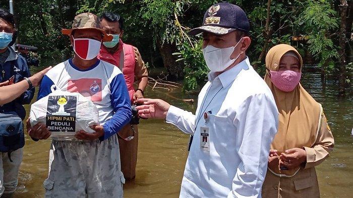 680 Hektare Sawah Terendam Banjir, Bupati Pati Minta Pusat Tuntaskan Normalisasi Sungai Juwana