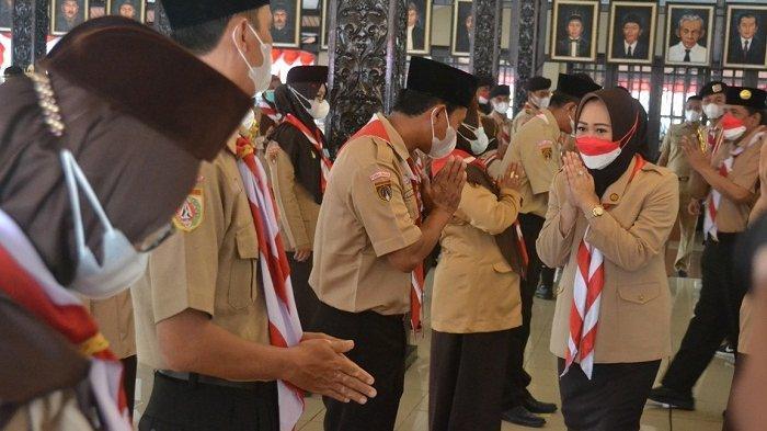Tetap Berprestasi di Tengah Pandemi, Kwarcab Purbalingga Sabet Lima Juara di Lomba Kwarda Jateng