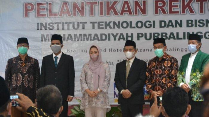 ITBMP Hadir di Purbalingga, Bupati Berharap Indeks Pembangunan Manusia Meningkat