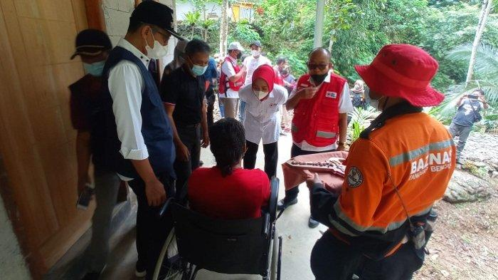 Kampleng Kini Tempati Rumah Layak Huni, Dapat Bantuan dari PMI dan Bazda Purbalingga