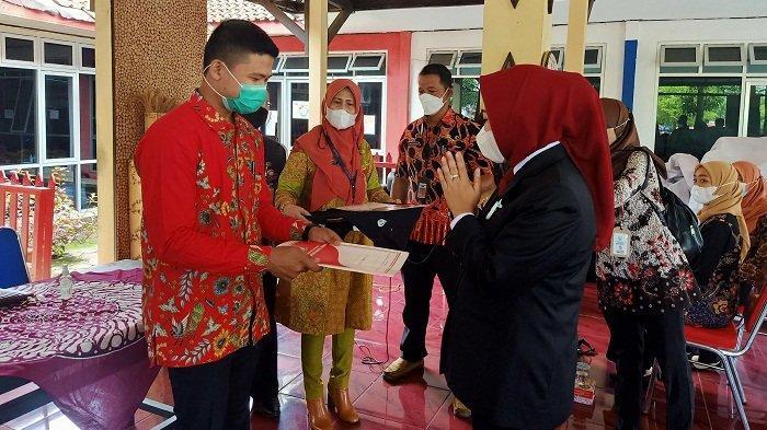 18 THL Diterjunkan ke 18 Kecamatan di Purbalingga, Bertugas Dampingi UMKM Terdampak Covid