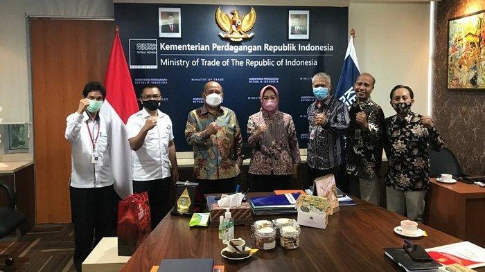 Todong Kemendag, Bupati Purbalingga Minta Revitalisasi Pasar Badog Dikerjakan Mulai 2022