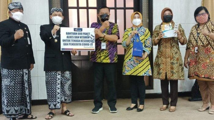 Bupati Semarang Klaim Kasus Covid di Wilayahnya Menurun 27 Persen selama Penerapan PPKM Darurat