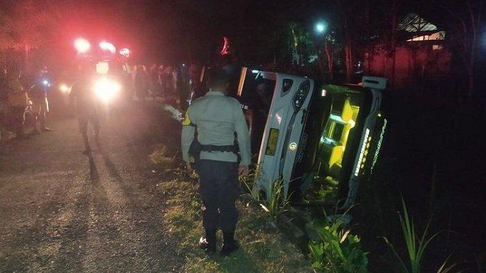 Bus Rombongan Nakes RSUD Kota Semarang Kecelakaan Sepulang Wisata di Gunungkidul, Tak Izin Pimpinan