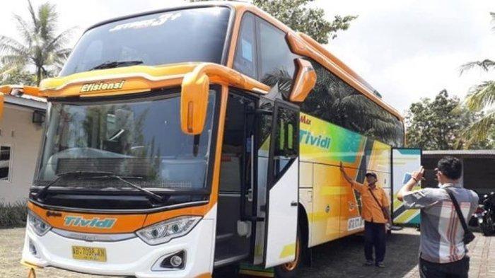 Ini Harga Tiket Arus Balik Bus Tividi, Trayek Yogyakarta Menuju Jakarta