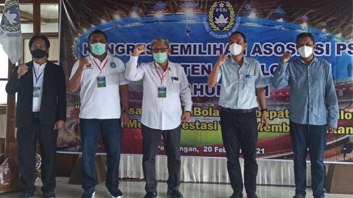 Terpilih secara Aklamasi, Candra Saputra Resmi Jabat Ketua Askab PSSI Pekalongan Periode 2021-2025