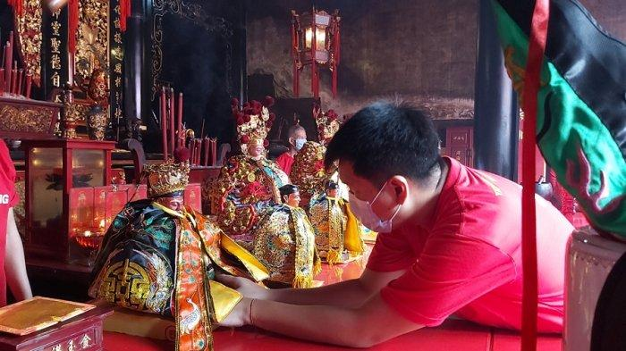 Tak Ada Kirab Gotong Toa Pe Kong, Cap Go Meh Tahun Ini Digelar Serba Sederhana di Kota Tegal