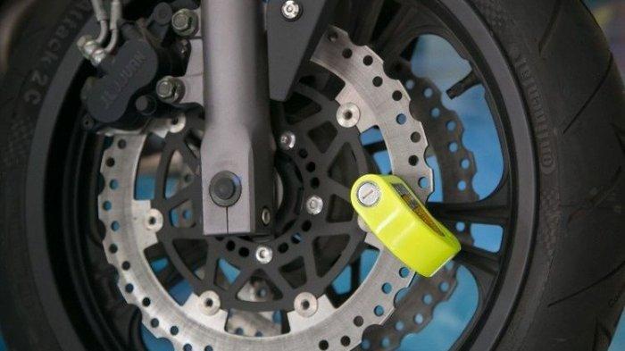 Cara-cara Mengamankan Sepeda Motor Agar Terhindar dari Curanmor