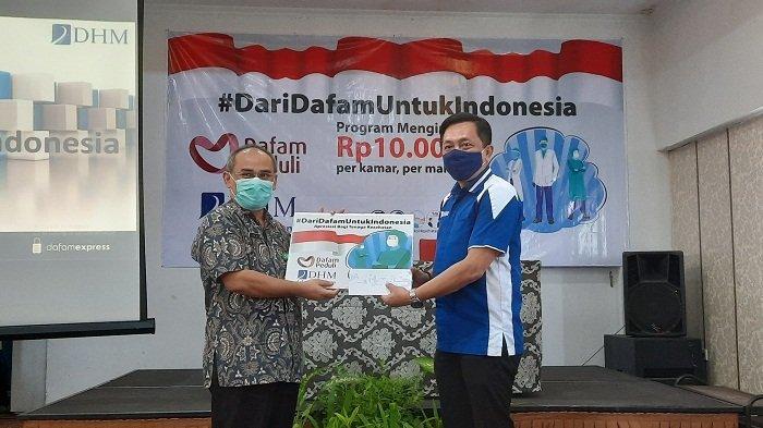 Cukup Bayar Rp 10 Ribu, Nakes Bisa Menginap di Hotel Dafam di Seluruh Indonesia. Begini Caranya