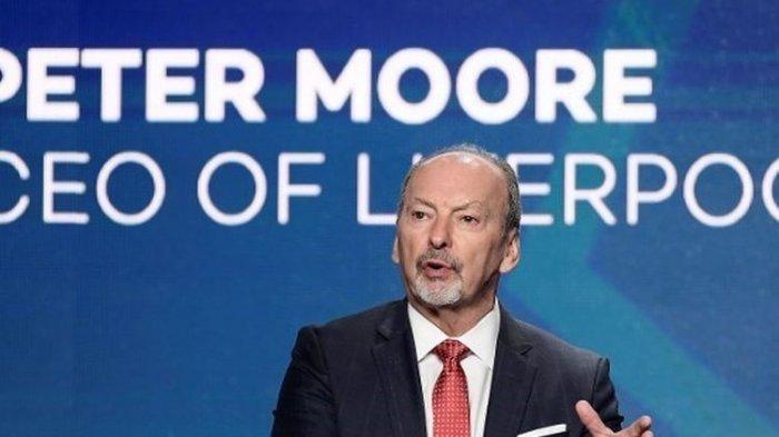 CEO Liverpool Mengundurkan Diri, Posisi Peter Moore Digantikan Direktur FSG Billy Hogan