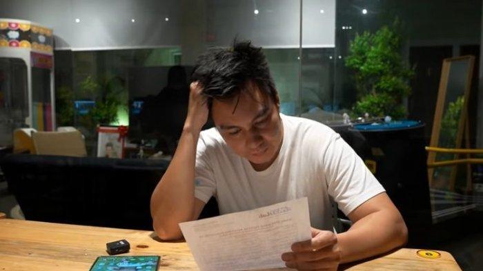 Cerita Baim Wong Ngurus Kiano Tiger Wong Seharian, Pasca Paula Verhoeven Dinyatakan Positif Covid-19
