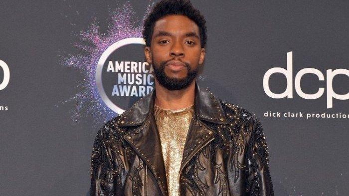 Aktor Pemeran Black Panther Meninggal, Pihak Keluarga Sebut Chadwick Boseman Sakit Kanker Usus
