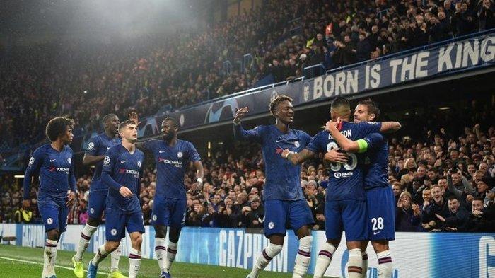 Gol Alonso dan Giroud Menangkan Chelsea atas Tottenham 2-1, Begini Jalannya Laga