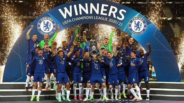 Selamat! Chelsea Juara Liga Champions 2020-2021. Tekuk Manchester City Lewat Skor 1-0