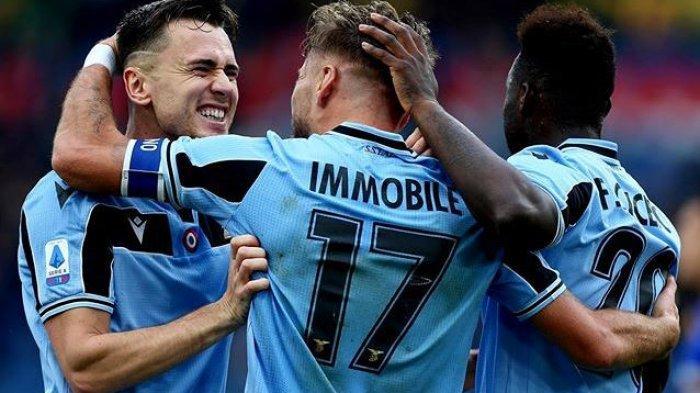 Ciro Kemas Hat-trick di Olimpico, SS Lazio Tenggelamkan Sampdoria 5-1