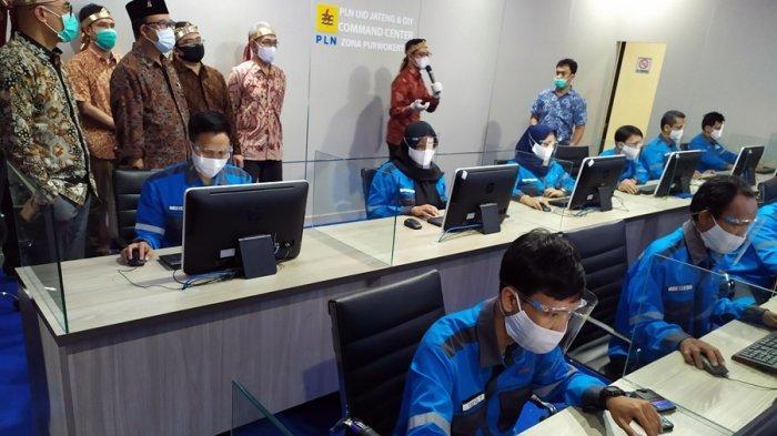 Layanan Command Center PLN Hadir di Purwokerto, Petugas Maksimal 45 Menit Tiba Lokasi Aduan