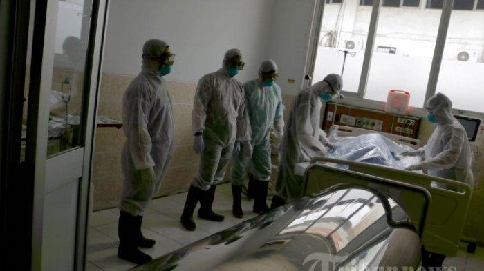UPDATE: 910 Orang Meninggal Dunia, Lebih dari 40.000 Kasus 3.246 Pasien Berhasil Sembuh