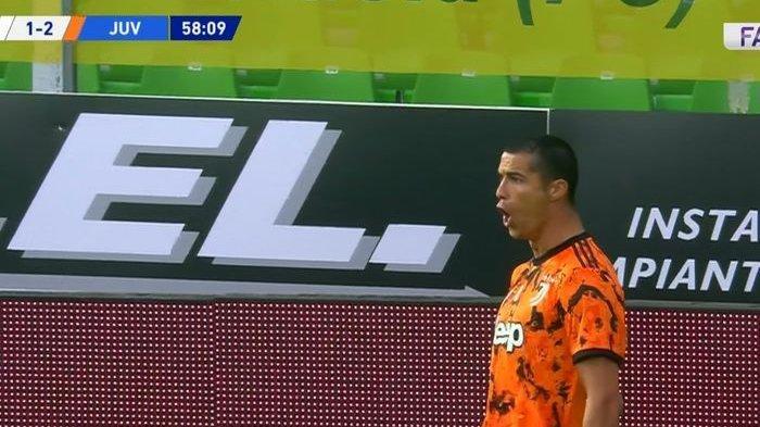 Baru 2 Menit Diturunkan, Ronaldo Langsung Bobol Gawang Spezia dan Antar Juventus Menang 1-4