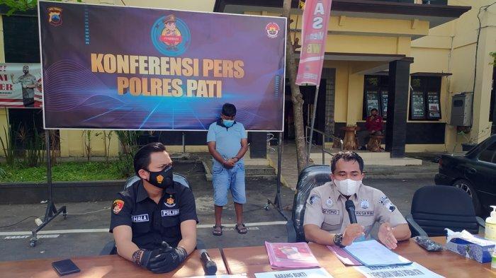 Pura-Pura Kondangan, Pencuri Ini Gasak Uang Perias Pengantin di Kayen Pati