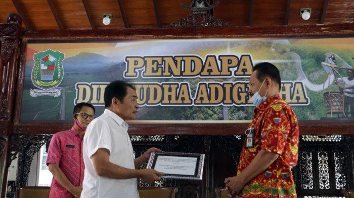 DAK Pertanian di Banjarnegara, Tahun Ini Diterimakan Kepada 14 Kelompok Tani, Berikut Rinciannya