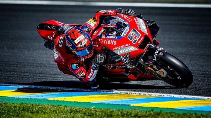 Rossi Crash, Fabio Quartararo Gagal Lagi Raih Podium Kandang di MotoGP Perancis