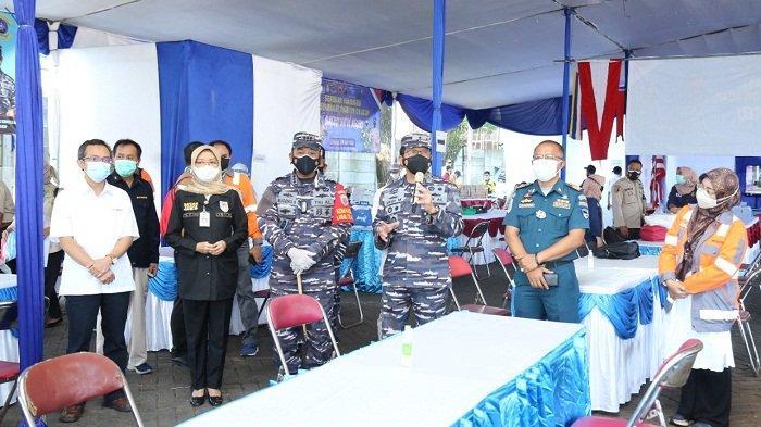 Lanal Cilacap Gelar Vaksinasi Covid, Sasar 768 Warga Maritim