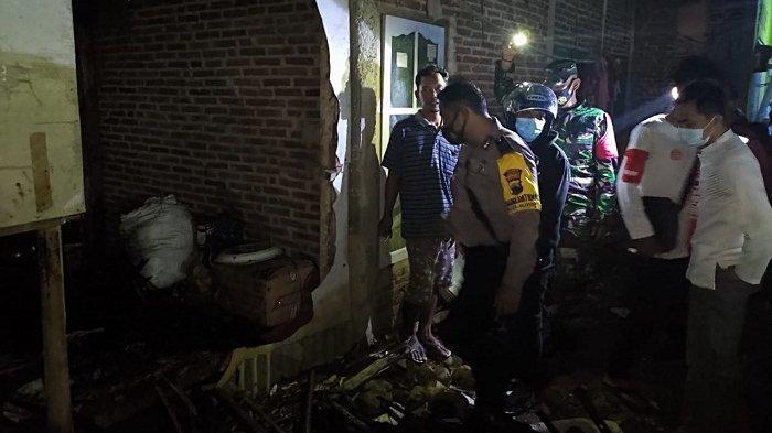 Dapur Milik Warga Bojongsari Purbalingga Terbakar, Berawal dari Masak Pepes Ditinggal Nonton TV