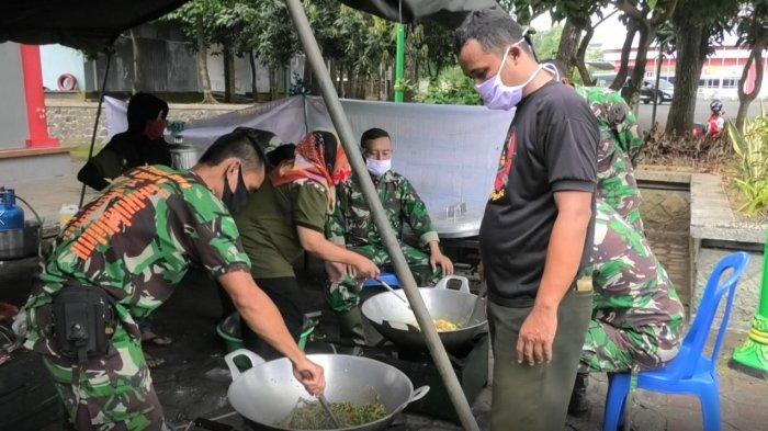 Buka Dapur Umum di GOR Satria Purwokerto, Wabup Banyumas: Untuk 207 Pemudik yang Dikarantina