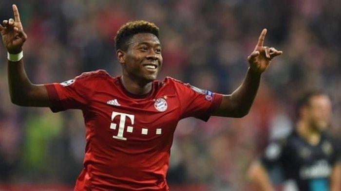 David Alaba Resmi Berkostum Real Madrid, Status Bebas Transfer dari Bayern Muenchen