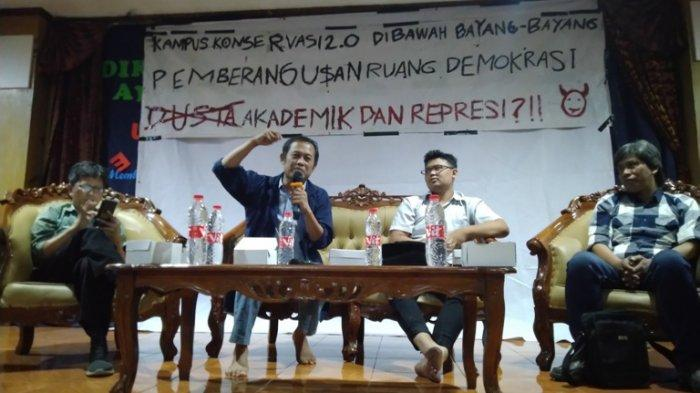Dr Sucipto Hadi Purnomo Gugat Rektor Unnes, Besok Rabu Sidang Perdana di PTUN Semarang