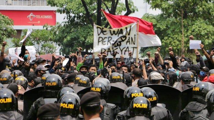 Muncul Klaster Demonstrasi, Dinkes Kota Semarang Catat Ada 10 Buruh Positif Covid-19