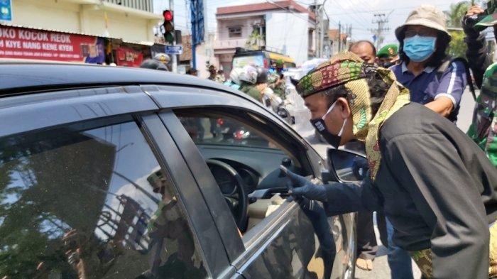 Tanpa Terkecuali, Tidak Pakai Masker Didenda Rp 100 Ribu, Berlaku Mulai Pekan Depan di Kota Tegal