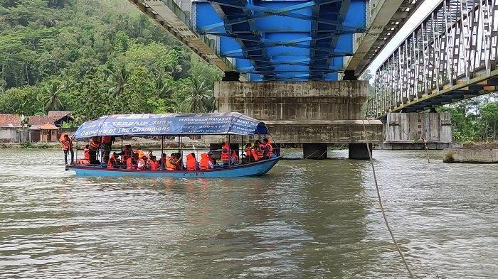Dermaga Wisata Tambaknegara Banyumas Beroperasi, Tawarkan Wisata Susur Sungai Serayu