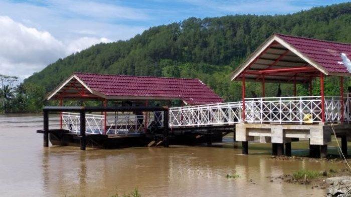 Rampung Dibangun, Pengoperasian 2 Dermaga Wisata Sungai Serayu Banyumas Terkendala Pengadaan Kapal