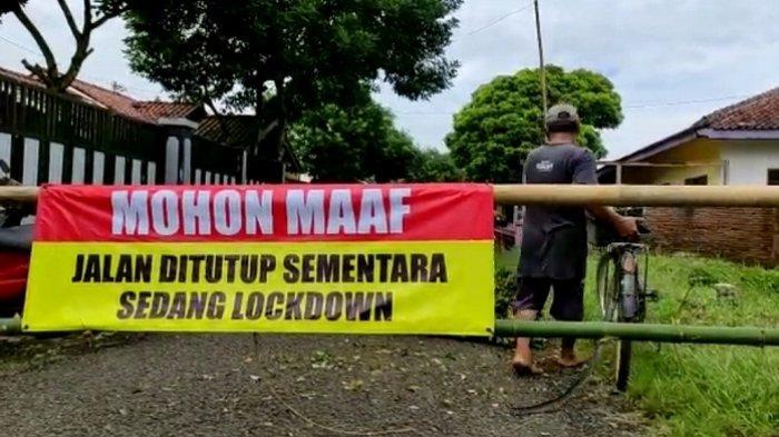 22 Warganya Positif Covid, Desa Manduraga Purbalingga Sempat Di-lockdown. Kini, Dibuka Kecuali Pasar