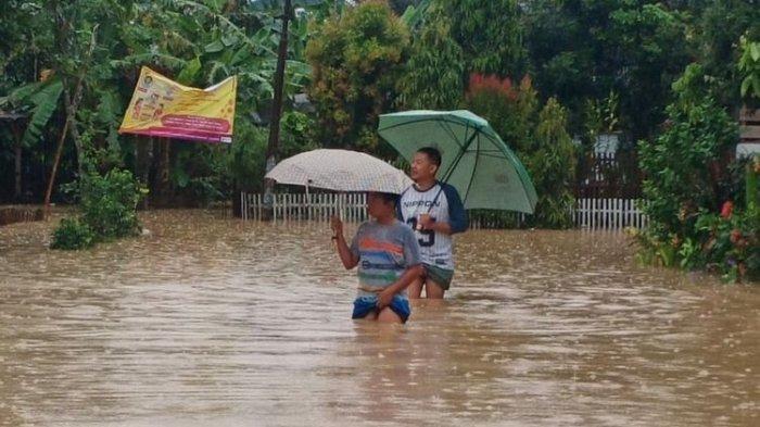 BNPB Keluarkan Peringatan Dini: Banyumas dan Cilacap Diminta Waspada Banjir