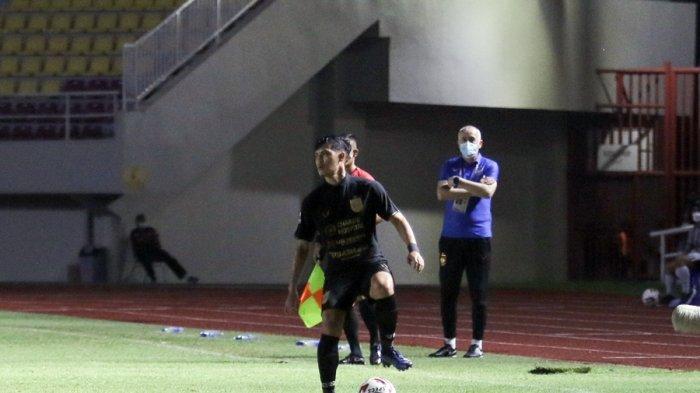 Dewangga Jadi Pemain Terbaik Pekan Keenam Liga 1 2021, Karteker PSIS Semarang: Saya Sih Tidak Kaget