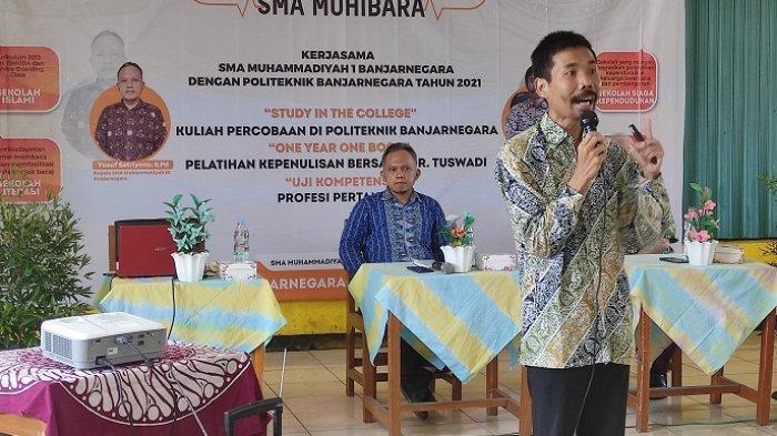 Politeknik Banjarnegara Beri Peluang Siswa SMA Belajar Agro Industri di Kampus, Siap ke Dunia Kerja