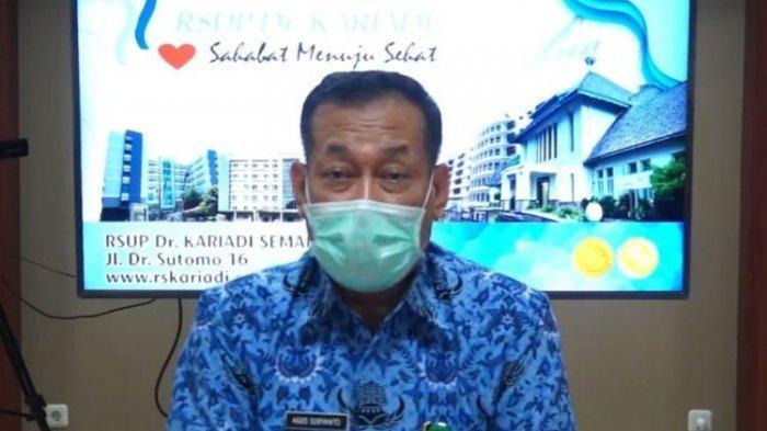Dari Hasil Tracing, Begini Kronologi Tertularnya Puluhan Tenaga Kesehatan RSUP dr Kariadi Semarang
