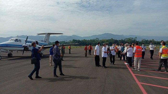Ditarget Rampung Februari, Bandara JBS Purbalingga Bisa Dioperasikan Mulai Lebaran Tahun Ini