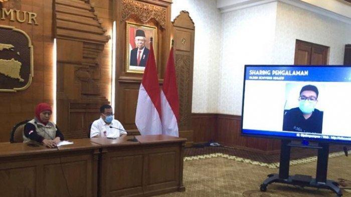 Bermula dari Pasien Bersin Tanpa Masker, Kisah Perjuangan Dokter di Surabaya Positif Virus Corona