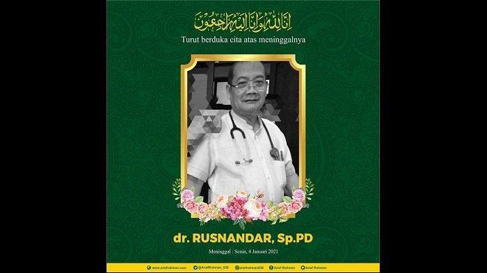KABAR DUKA, Dokter Penyakit Dalam RSUD Cepu Wafat Terkonfirmasi Covid-19