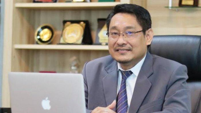 KABAR DUKA, Rektor Universitas Muhammadiyah Purwokerto Dr Anjar Nugroho Tutup Usia