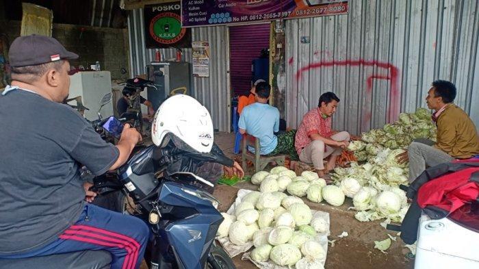 Relawan Banjarnegara Galang Donasi Ringankan Beban Petani Sayur, Begini Cara Mereka Melakukannya