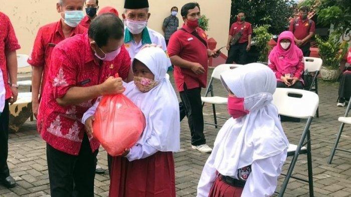 Insentif GTT-PTT Kabupaten Semarang Jadi Sembako, Diberikan Orangtua Siswa Terdampak Covid-19