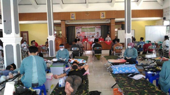 Stok Darah Makin Menipis di Kendal, PMI Jemput Bola ke Kecamatan, Tapi Masih Belum Optimal