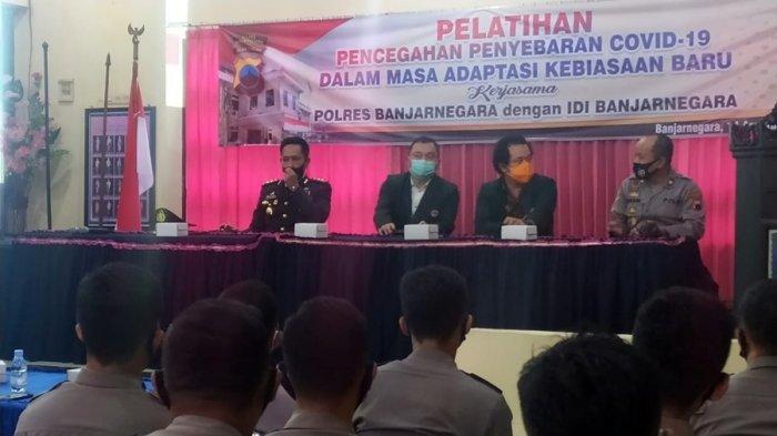 Ikatan Dokter Indonesia Dorong Pemkab Banjarnegara Terbitkan Perda Covid-19
