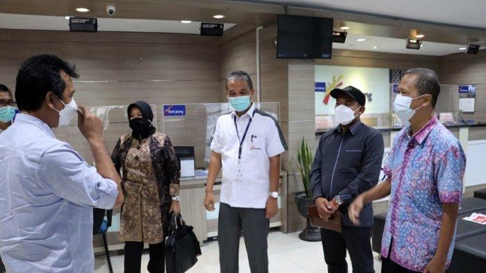 DPRD Minta Bank Jateng Perhatikan Kondisi Sapras Kantor Cabang, Bambang: Biar Nasabah Makin Nyaman